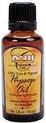 Now Foods Hyssop Oil 1 oz