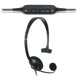 DreamGEAR PlayStation 3 Broadcaster Headset - Black (DGPS3-3828)