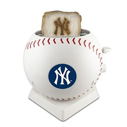 MLB New York Yankees ProToast MVP Toaster - White