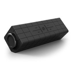 Photive Hydra Rugged Water Resistant Wireless Bluetooth Speaker