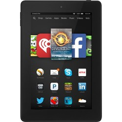 "Amazon Kindle Fire HD 7"" 32GB Tablet - Black"