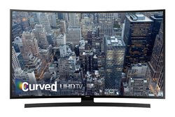 "Samsung 55"" Curved 4K Ultra HD Smart LED TV (UN55JU6700)"