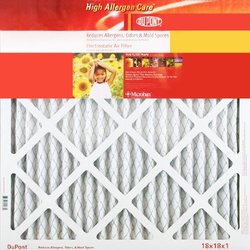 12X20X1 DuPont High Allergen Care Electrostatic Air Filter (4 Pack)