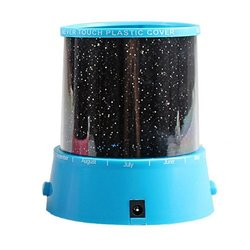 GPCT Amazing Sky Star Master Projector LED Night Light Children - Blue