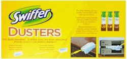Swiffer Dusters Cleaning Dusters Refills -Sweet Citrus & Zest - 10-Count