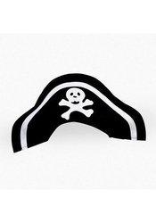 Fun Express Dozen Child Felt Pirate Hats [Toy]
