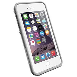 LifeProof Fre Avalanche Case for iPhone 6 - White/ Gray (77-51109)