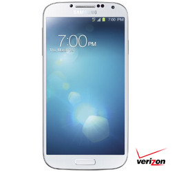 Samsung Galaxy S4 16GB Smartphone for Verizon Wireless - White (SCH-I545)