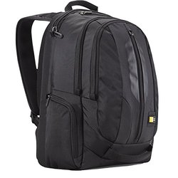 "Case Logic 17.3"" Laptop Backpack - Black"