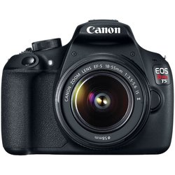 Canon EOS Rebel T5 18.0 Megapixel Digital Camera with 18-55mm IS II Lens