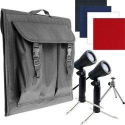 Electric Avenue 82-55614 Deluxe Table Top Photo Studio Photo Light Box