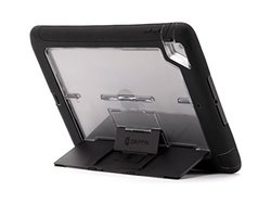 Griffin Survivor Slim Protective with Stand Case for iPad Air-Black/Clear