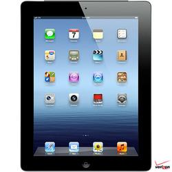 """Apple iPad 3 9.7"""" Tablet 16GB iOS Wi-Fi+Verizon - Black (MC733LL/A)"""