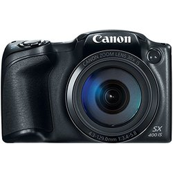 Canon PowerShot SX400 16MP Digital Camera - 30x Optical Zoom (9545B001)
