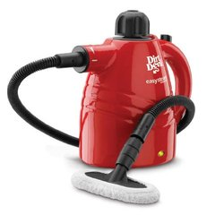 Dirt Devil PD20005 Hand Held Steamer Red Black