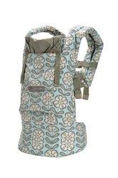 Ergobaby Designer Series Petunia Pickle Bottom Carrier-Peaceful Portofino