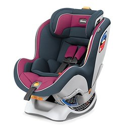 Chicco NextFit Convertible Car Seat in Amethyst purple