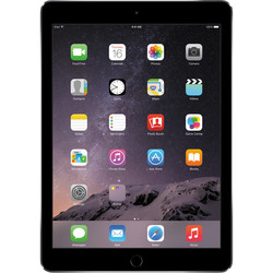 """Apple iPad Air 2 9.7"""" Tablet 64GB Wi-Fi + Cellular - Space Gray(MGKL2LL/A)"""