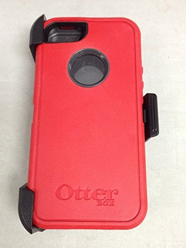 sale retailer 68193 0a78f OtterBox Defender Series Case for iPhone 5 - Red/Black - Check Back ...