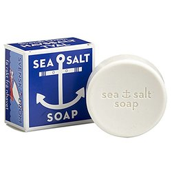 Swedish Dream Sea Salt Invigorating Bath Soap - One Bar 4.3 oz
