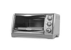 Black & Decker 6Slice CounterTop Convection Oven w/ Pizza Bump (CTO4500S )