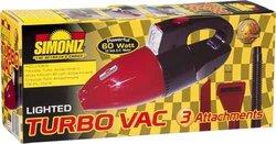 Simoniz Turbo Vac Car Vacuum