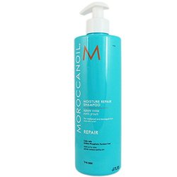 Moroccan Oil Moisture Repair Shampoo, 16.9 Ounce